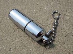 Amazon.com: Survival Waterproof Peanut Capsule Lighter Cigarette Cigar Refillable Oil Lighter Torch Key Chain: Sports & Outdoors