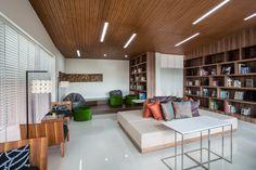 Library @ Burasiri Thakham-Rama2
