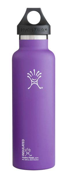 Hydro Flask | Hydro Flask - Insulated Stainless Steel Water Bottle - 21 oz (Medium) - Standard Mouth