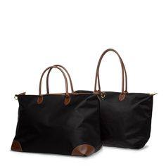 Tote Couture, $39.95 for an overnight bag + tote bag.