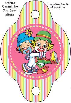 Casinha de Criança: Kit Festa Patati Patata Para Menina Grátis