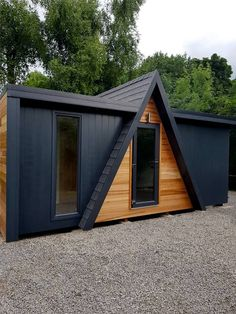From Lodges to Shepherd Huts to Glamping Pods, we can provide the modern leisure.,From Lodges to Shepherd Huts to Glamping Pods, we can provide the modern leisure building that provides the comfort and stylishness your guests demand. Container Home Designs, A Frame Cabin, A Frame House, Tiny House Cabin, Tiny House Design, Cabin Homes, Tiny Cabins, Log Homes, Glamping