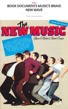 Today on periodicult.com: The New Music, reviewed. Music X, New Music, X Movies, Skinhead Fashion, One Step Beyond, Pat Benatar, The Cramps, Elvis Costello, Rude Boy