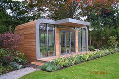 check out these. Garden Studio, Jpg, Prefab, Conservatory, Dream Garden, Castle, Outdoor Structures, Architecture, Garden Sheds