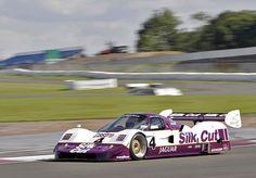 1988 TWR-Jaguar XJR-9LM Silk Cut