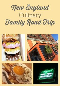 New England Culinary Family Road Trip Road Trip With Kids, Family Road Trips, Travel With Kids, Family Travel, Family Vacations, Road Trip Snacks, Road Trip Packing, New England Fall, New England Travel