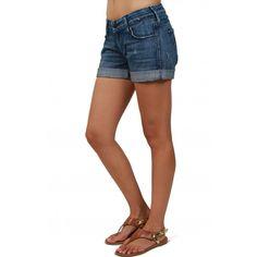 $178 True Religion Cassie Rolled Short http://urbanlaundry.com/shop/true-religion-cassie-rolled-short.html