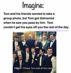 #TomHollandImagine