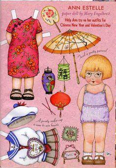 Ann Paper Doll.This From baddubyah - MaryAnn - Picasa Web Albums