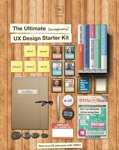 The Ultimate Ux Starter  kit #ux