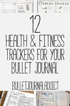 Bullet Journal Fitness Tracker - Health and Fitness Spreads To Keep You On Track - 12 Health and Fitness Trackers For Your Bullet Journal bulletjournal bujo bujolove spreads health fitness bujoideas bujoinspiration 654499758323471759 Fitness Tracker, Diet Tracker, Fitness Humor, Fitness Logo, Gym Humor, Fitness Journal, Fitness Planner, Food Journal, Bujo