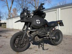 images of mad max motorcycles | Mad Max Would Ride this BMW R1100GS
