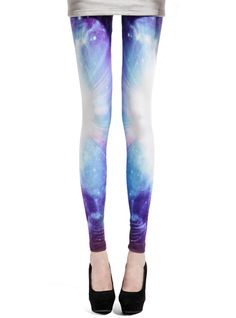 Psychedelic Star Leggings