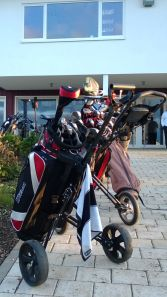 Auch am Sonntag noch eine #Golfrunde mit zwei Damen gedreht, was will man(n) mehr?