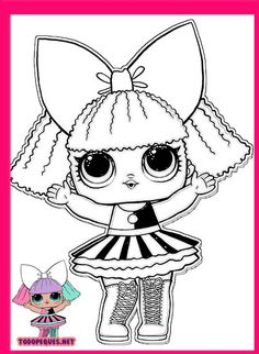 Luxury Lol Colorear 70 For Child with Lol Colorear Cartoon Coloring Pages, Colouring Pages, Coloring Books, Surprise Party Decorations, Summer Camps For Kids, Fall Pillows, Lol Dolls, Colorful Pictures, Coloring Pages For Kids