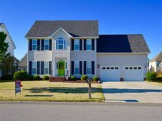 Amazing one owner Colonial Home Formal Living Dinning and Den. Nook in kitchen 42 cabinets and tile backsplash 9 ceiling downstairs 2 story foyer. Bonus or 4th bedroom. NEW 16 X 32 POOL w diving board. Plantation blinds. Sod front and back