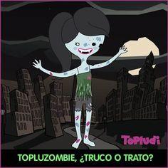 ¿Truco o trato? #halloween #topludi #juguetes #familia