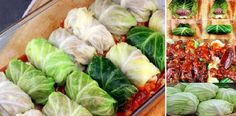 Cabbage, Appetizers, Vegetables, Relleno, Cooking Recipes, Hamburgers, Dieting Foods, Healthy Recipes, Appetizer