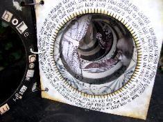 "Tunnel book, ""Through the Rabbit Hole"""