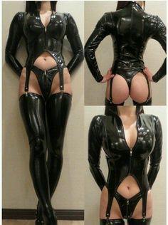 Ultra-feminine bondage