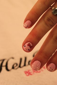 "Mommy In Dubai: Venue Review: ""Hello Kitty Spa""-Town Centre Jumeirah"