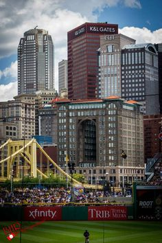 Pittsburgh Skyline, Pittsburgh Pirates