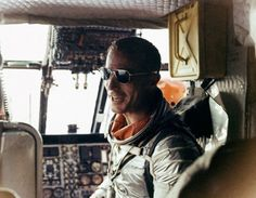 God speed to Scott Carpenter.   Mercury Astronaut Scott Carpenter, Second American in Orbit, Dies at 88