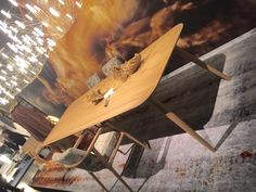 Moooi table, chairs and lights Enquire through Carly at NW3 Interiors Ltd www.nw3interiorsltd.com 07773383530