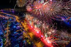 Danang International Fireworks Competition 2013 on Vimeo