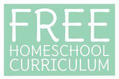 Imaginative Homeschool: Complete Curriculum for FREE