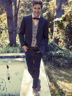 mens fashion, jeans, jacket, sweater