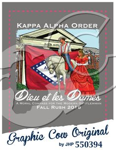 Dieu et les Dames horse soldier dress Arkansa flag plantation house Kappa Alpha Order rush #grafcow Kappa Alpha Order, Rush Shirts, Fraternity Shirts, Formal Shirts, Plantation, Coolers, Shirt Ideas, The Originals, Chair