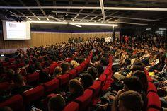 Auditorio. ESNE. by ESNE Escuela Universitaria de Diseño, via Flickr