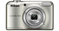 Nikon Coolpix L29 16.1 MP Point & Shoot Digital Camera (Silver) price details 2014 | LatestMobiles. Laptops, Computer, Bikes, Cars and All Home Made Things Updated Price Details 2014