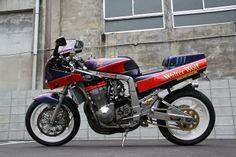 Suzuki GSX-R 1100 by Works Sports Racing