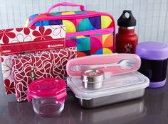 Healthy lunch packing ideas and a chance to win for you and your local school.