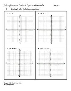 1000 images about math galore on pinterest equation for X and y tables worksheet
