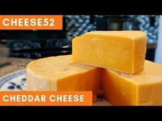How to Make Cheddar Cheese! Cheddar cheese may just be the most popular cheese in America, and maybe the most popular cheese in the world! There's just somet. Cheese Mold, Cheese Dishes, Cheese Maker, Goat Recipes, Milk Recipes, How To Make Cheese, Food To Make, Making Cheese, Cheddar Cheese Recipes