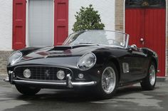 Ferrari: Ferrari 250 GTO de Chris Evans