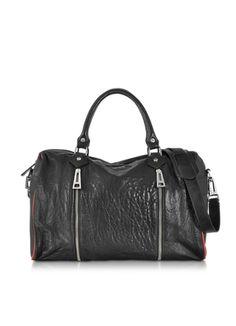 Zadig & Voltaire Black Sunny Bim Deluxe Bag