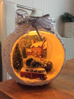 Miniature Christmas, Christmas Crafts, Snow Globes, Miniatures, Home Decor, Decoration Home, Room Decor, Interior Design, Mockup