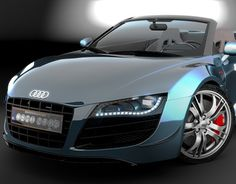 "Check out new work on my @Behance portfolio: ""Audi R8"" http://on.be.net/1INTQ9y"