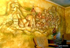 Sighisoara (67) Romania Travel, Country, Painting, Art, Art Background, Rural Area, Painting Art, Kunst, Paintings