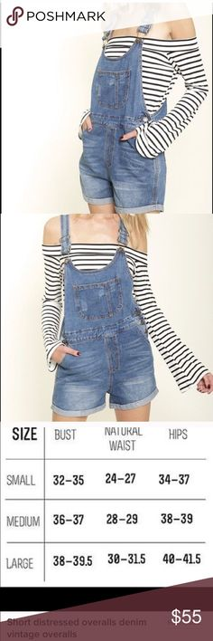 Reselling // overalls New without tags. Size small. Reselling. Not brandy melville price firm Brandy Melville Shorts