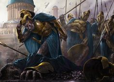 Bile Blight © Wizards of the Coast Vincent Proce