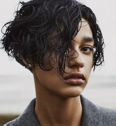 Damaris Goddrie by Wikkie Hermkens for Volkskrant Magazine