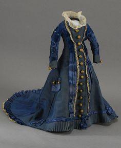 antique doll's clothes accessories | Via Else Andersen