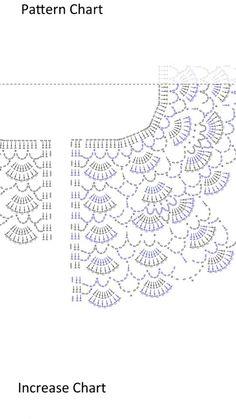 Crochet Vest Pattern Knit Crochet Crochet Patterns Crochet Baby Booties Baby Girl Crochet Crochet For Kids Baby Knitting Hand Embroidery Baby Dress Image gallery – Page 377528381262495945 – Artofit Crochet Border Patterns, Crochet Vest Pattern, Crochet Diagram, Crochet Stitches, Knitting Patterns, Diy Crochet Vest, Crochet Lace Collar, Diy Crafts Crochet, Knit Crochet
