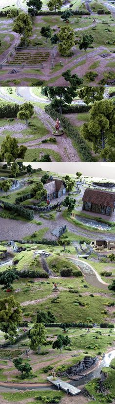 Captain Blood. Wargaming Table, Wargaming Terrain, Village Miniature, Lead Adventure, Garden Nook, Warhammer Terrain, Game Terrain, Captain Blood, Expo