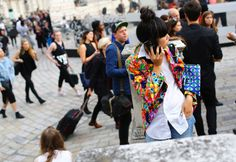 The Best Street Style From London Fashion Week – Vogue. Susie Bubble